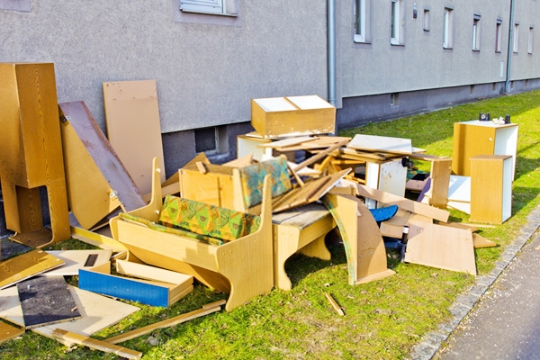 military PCS Junk and Trash Removal